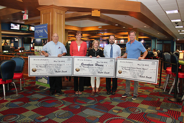 Butch Smith Poker Classic gives back